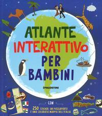 Atlante interattivo per bambini