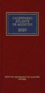 Calendario atlante De Agostini 2020