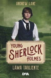 Young Sherlock Holmes. [6]: Lama tagliente
