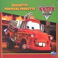 Cricketto pompiere provetto