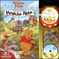 Winnie the Pooh. Nuove avventure del Bosco dei 100 acri. Magiche note