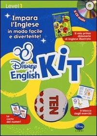 Disney English kit