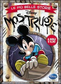 Le più belle storie Disney mostruose