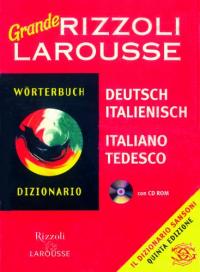 Tedesco-italiano, italiano-tedesco