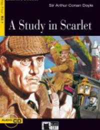 A study in scarlet / Arthur Conan Doyle ; retold by Nancy Timmins ; activities by Richard Elliott and Eleanor Donaldson