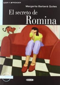 El secreto de Romina / Margarita Barberá Quiles