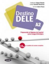 Destino DELE. A2: preparación al diploma de español como lengua extranjera