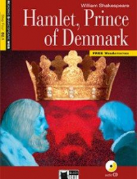 Hamlet, prince of Denmark / William Shakespeare ; text adaptation and activities by Robert Hill ; illustrated by Paolo D'Altan