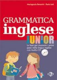 Grammatica inglese junior