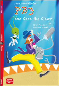 PB3 and coco the clown