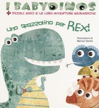 Uno spazzolino per Rex!