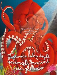 Grande libro degli animali marini più grandi
