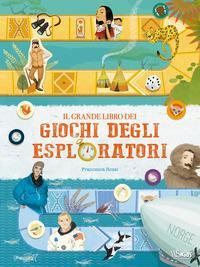 Il grande libro dei giochi degli esploratori