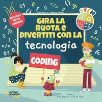 Gira la ruota e divertiti con la tecnologia coding
