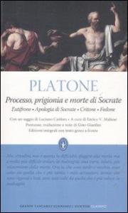 Processo, prigionia e morte di Socrate