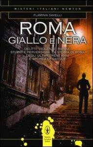 Roma giallo e nera