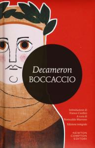 Decameron / Giovanni Boccaccio ; introduzione di Franco Cardini ; a cura di Romualdo Marrone
