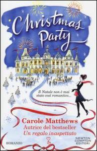 Christmas party / Carole Matthews