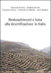 Rimboschimenti e lotta alla desertificazione in Italia