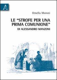 Le Strofe per una Prima Comunione di Alessandro Manzoni
