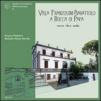Villa Franzosini-Barattolo a Rocca di Papa