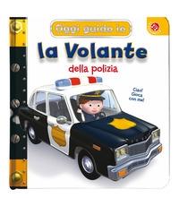 La volante della polizia