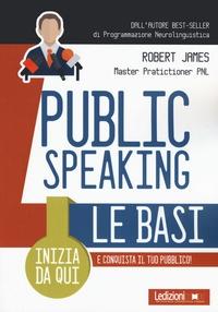 Public Speaking: le basi