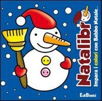 Impara i colori con Babbo Natale...