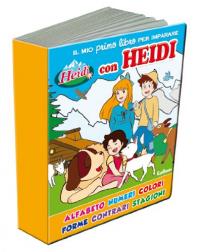 Il mio primo libro per imparare con Heidi