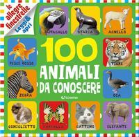 100 animali da conoscere