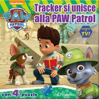 Paw Patrol. Tracker si unisce alla Paw Patrol