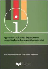 Apprendere l'italiano da lingue lontane