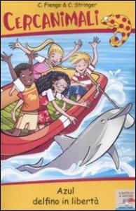 Azul delfino in libertà