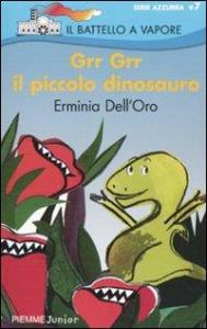 Grr Grr il piccolo dinosauro