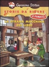 Lastrana macchina dei libri