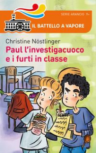 Paul l'investigacuoco e i furti in classe
