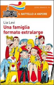 Una famiglia formato extralarge