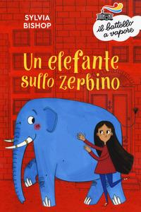 Un elefante sullo zerbino