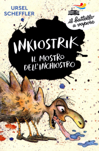 Inkiostrik, il mostro dell'inchiostro