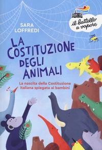 La costituzione degli animali