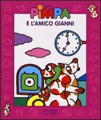 Pimpa e l'amico Gianni
