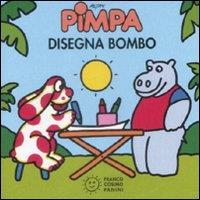Pimpa disegna Bombo