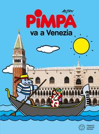 Pimpa va a Venezia / [testi e redazione di Alberto Gallotta ; illustrazioni di Francesco Tullio Altan]