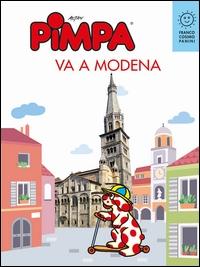 Pimpa va a Modena / Altan