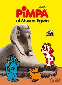 Pimpa al Museo egizio