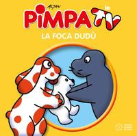 Pimpa in TV. La foca Dudù