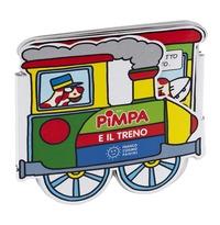 Pimpa e il treno