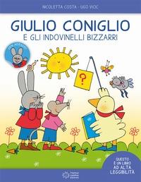 Giulio Coniglio e gli indovinelli bizzarri