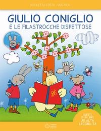 Giulio Coniglio e le filastrocche dispettose