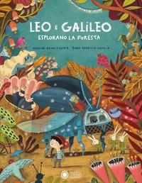 Leo e Galileo esplorano la foresta